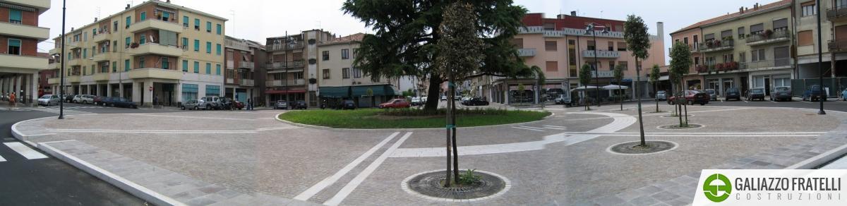 Nuova piazza della repubblica cavarzere ve galiazzo for Home page repubblica